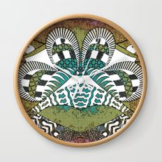 Ubiquitous Bird Collection2 Wall Clock