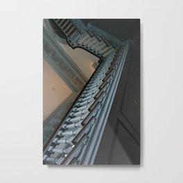 Independence stairwell  Metal Print