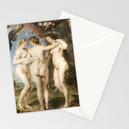 Peter Paul Rubens - The Three Graces Stationery Cards