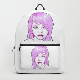 Sugar pink Backpack
