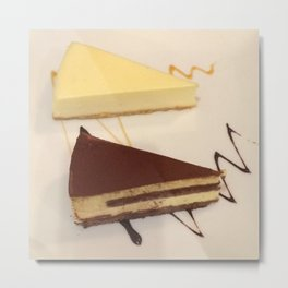 piece of cake Metal Print