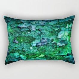 Underwater Wood 2 Rectangular Pillow