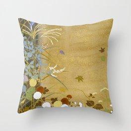 12,000pixel-500dpi - Japanese modern Interior art #88 Throw Pillow