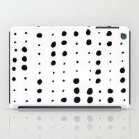 dot iPad Cases featuring dot dot dot by Berlyn Hubler