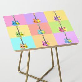 Pop Rickenbacker 330 Side Table