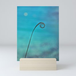 Curl of the Sea Mini Art Print