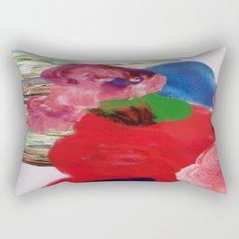 Swirls Collection Rectangular Pillow
