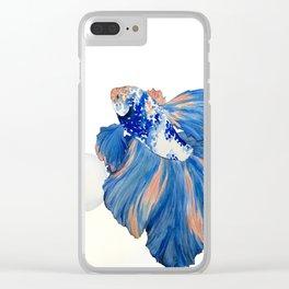 Beta2 Clear iPhone Case