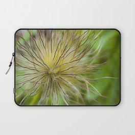 Blooming Weed Laptop Sleeve