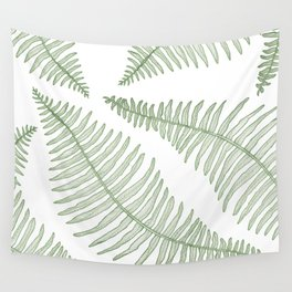 fern  Wall Tapestry