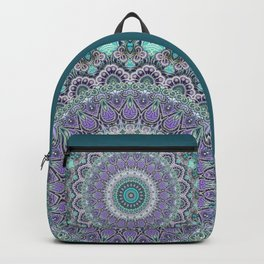 Vintage Lace Mandala Backpack
