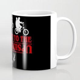Welcome To The UpsideDown Coffee Mug