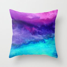 The Sound Throw Pillow