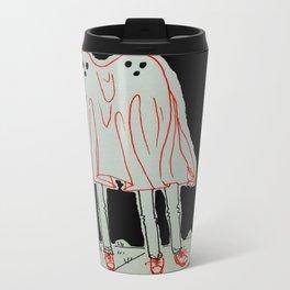 Ghosting At It Travel Mug