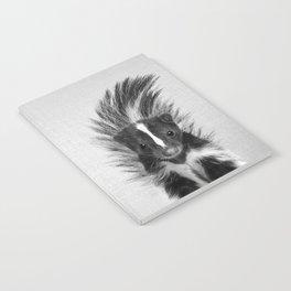 Skunk - Black & White Notebook