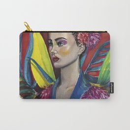 MEXICAN WOMAN Carry-All Pouch