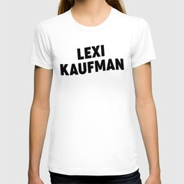 Lexi Kaufman (black) T-shirt
