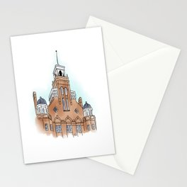 Main Hall Stationery Cards