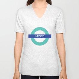 Mofo | TFL Unisex V-Neck