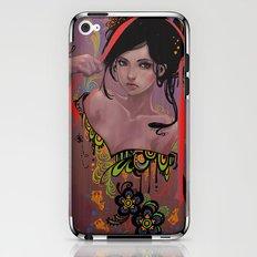 Damaged iPhone & iPod Skin
