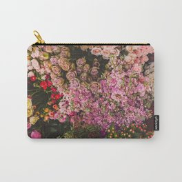FLORAL SERIES IV Carry-All Pouch