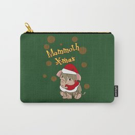 Mammoth Xmas!! (c) 2017 Carry-All Pouch