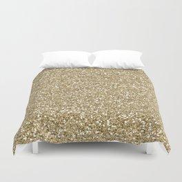 Glitter - Gold 1. Duvet Cover