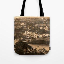 Falmouth Green Bank Tote Bag