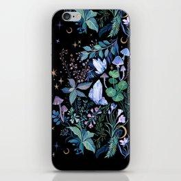 Mystical Garden iPhone Skin