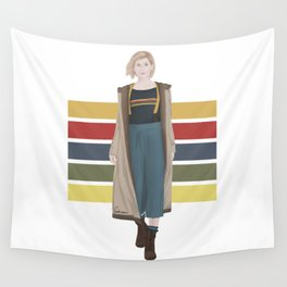 Doctor Who | 13th Doctor Wall Tapestry