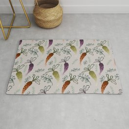 Root Veggies 1 Rug