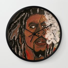 Robert Nesta Wall Clock