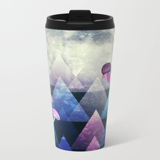 Sleeping Forest Metal Travel Mug