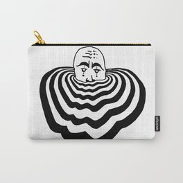 Ripples #1 Carry-All Pouch