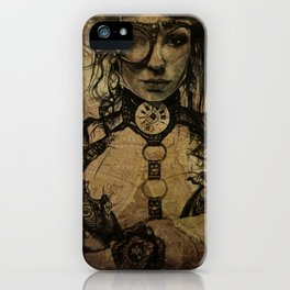 old map iPhone Case