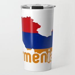Armenia - Hayastan #society6 #decor #buyart #artprint Travel Mug