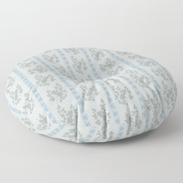 Funky fresh interior and fashion prints Floor Pillow