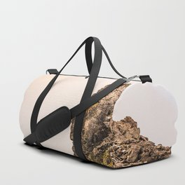 Behind The Clouds Duffle Bag