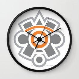 eye of the sun Wall Clock