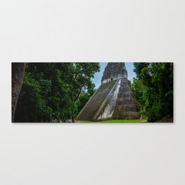 Templo V Panorama Canvas Print