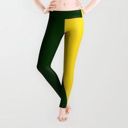Green-Yellow Leggings