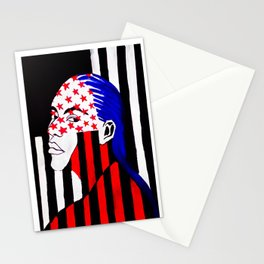 sing america Stationery Cards