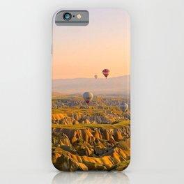 Cappadocia, Turkey iPhone Case