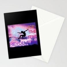 RAD revolution  Stationery Cards