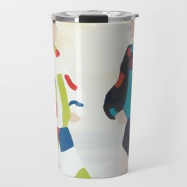 WONDER TWINS Travel Mug