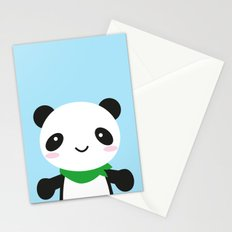 Super Cute Kawaii Panda Stationery Cards