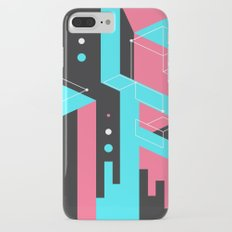 Flat Geometry iPhone 7 Plus Slim Case