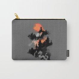 A samurai's life Carry-All Pouch