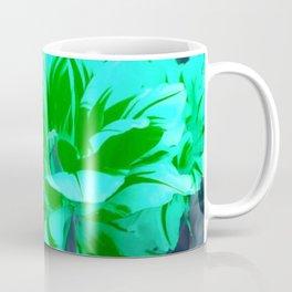 seafoam green tulips Coffee Mug