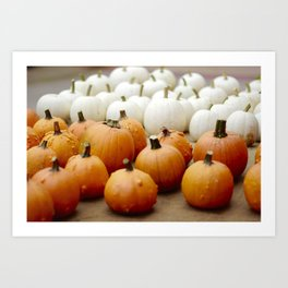 It's A Pumpkin Thing Art Print